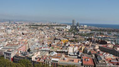 Barcelona aèria