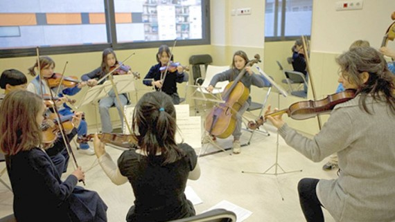 Escoles de música