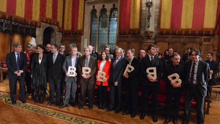 Barcelona reconeix el talent i l'excel·lència en l'art, la ciència i les lletres