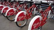 Presentació Vodafone bicing