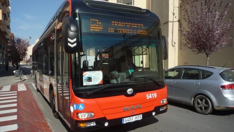 La ciutat disposa de 20 autobusos híbrids nous