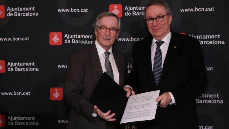 Ajuntament i UB treballaran junts per reduir l'atur juvenil