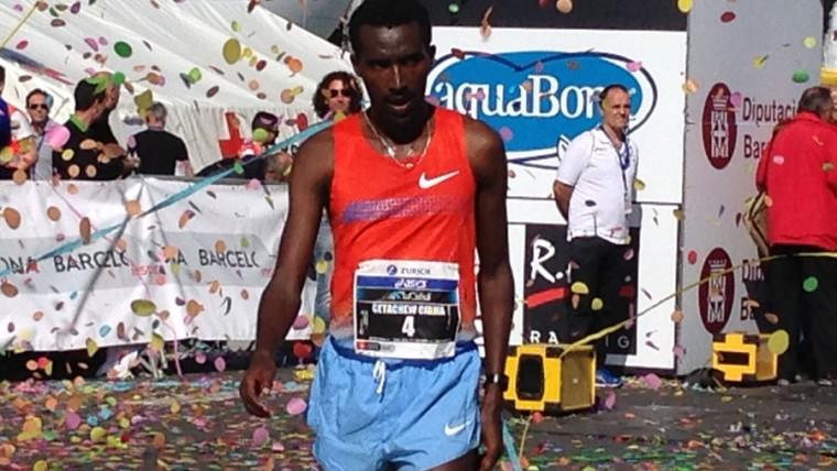 Getachew i Nyambura, guanyadors de la Zurich Marató