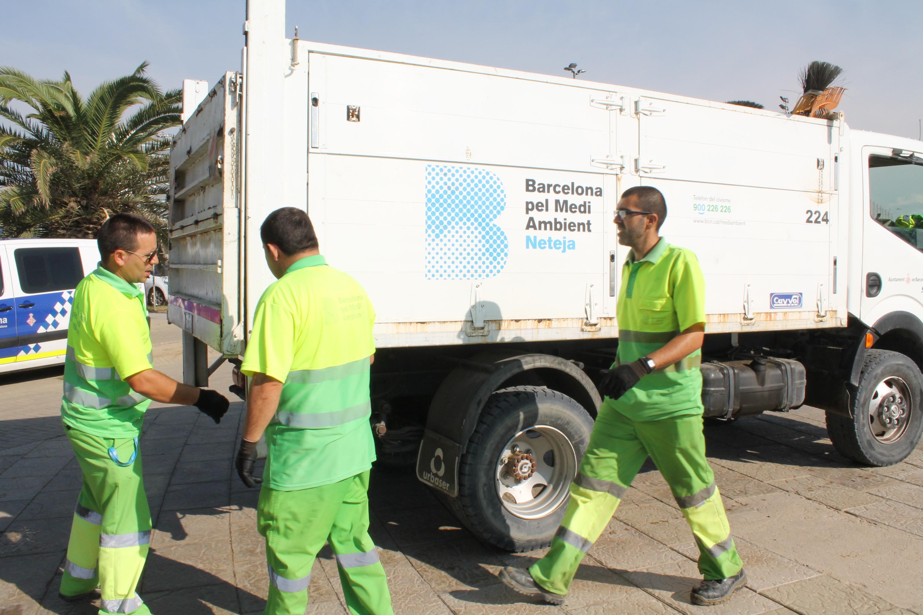 Informazione: Barcelona Pel Medi Ambient Trabajo