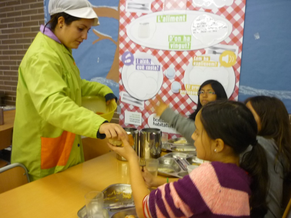 Aumentan un 5% las becas de comedor escolar | Derechos Sociales