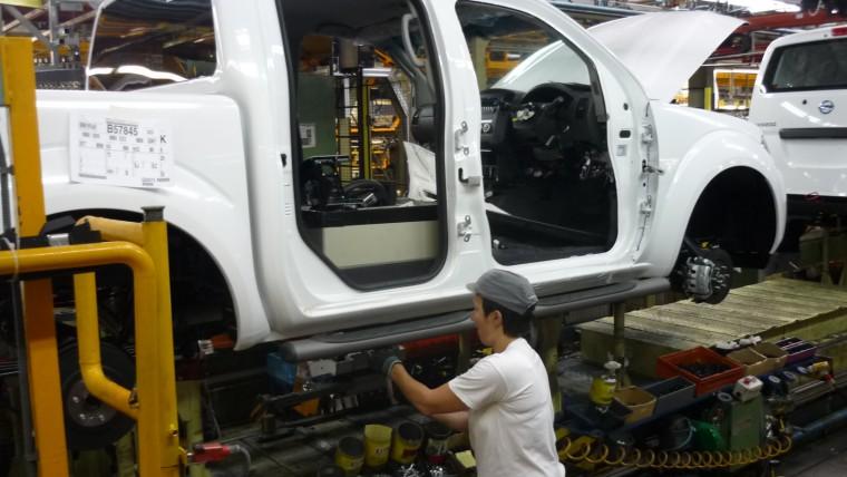 Barcelona, centre de producció mundial de la furgoneta elèctrica de Nissan
