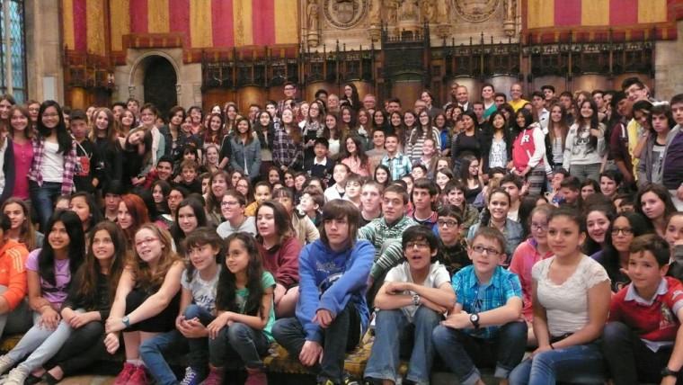 Els joves alcen la veu contra l'exclusió