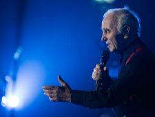 Charles Aznavour, al Gran Teatre del Liceu