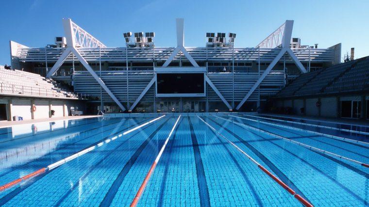 Piscinas bernat picornell gu a bcn agenda de for Piscina olimpica barcelona