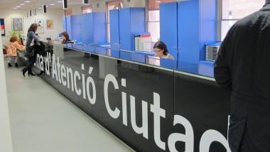 Se ampl an los servicios de cita previa de las oficinas de atenci n ciudadana info barcelona - Oficina hacienda barcelona ...