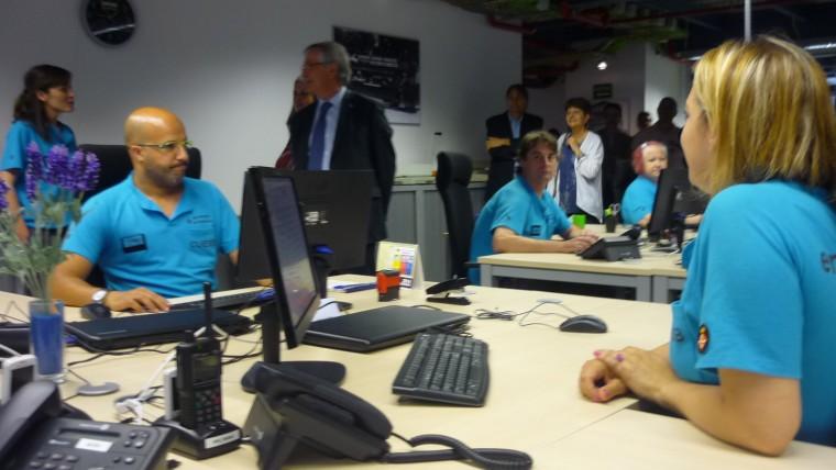 El Centre d'Urgències i Emergències Socials de Barcelona estrena nou edifici