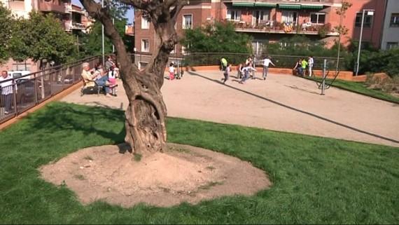 espais públics Horta-Guinardó