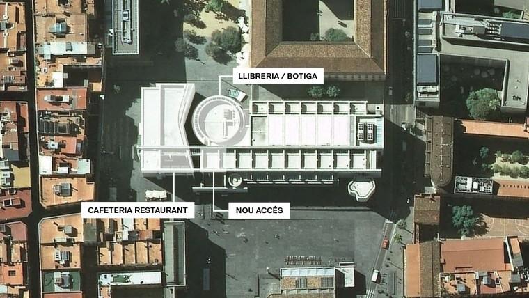 El MACBA s'amplia amb nous espais i serveis