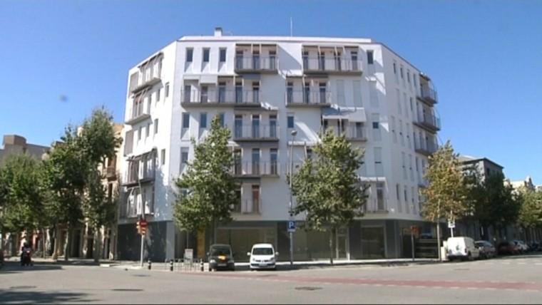 20 nous habitatges de protecció oficial, al Poblenou