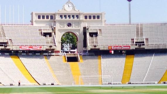 Estadi Olímpic Lluís Companys, seu de l'Open Camp