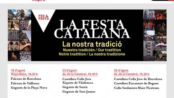 Festa catalana 16/08