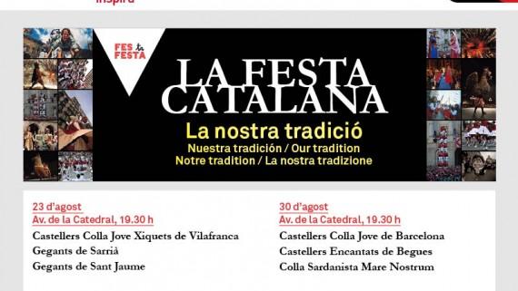 Festa catalana 23/08