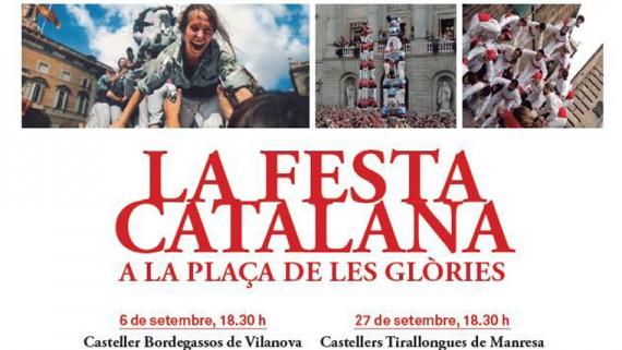 festa catalana Glòries