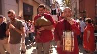 Trobada gegantera de la Festa Major de Sarrià