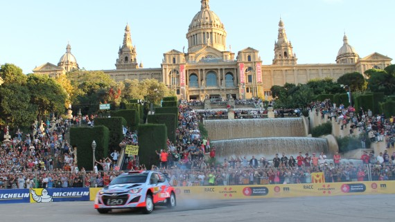 RallyRACC Catalunya - Costa Daurada 2014