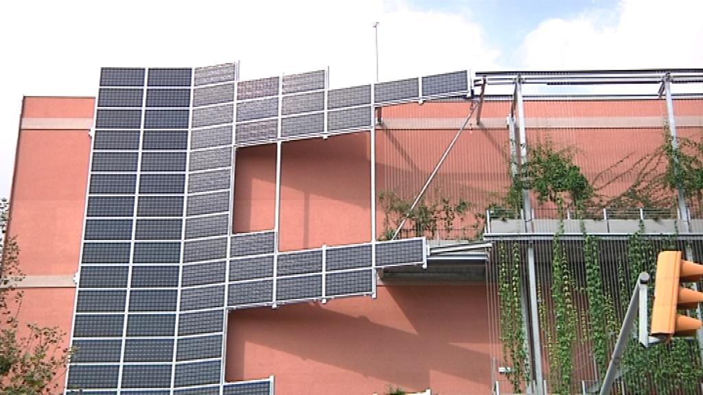 Premi solar europeu 2016 la f brica del sol ajuntament de barcelona - Solar barcelona ...