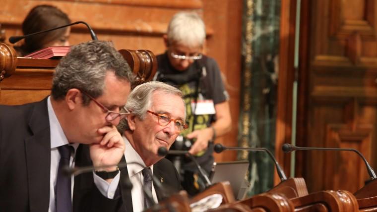 Barcelona reafirma el seu compromís amb la consulta del 9N