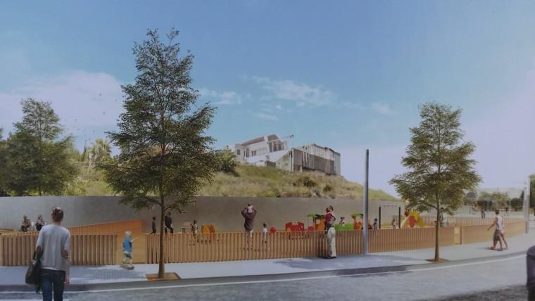 L'entorn de la presó de la Trinitat Vella es convertirà en espai de lleure