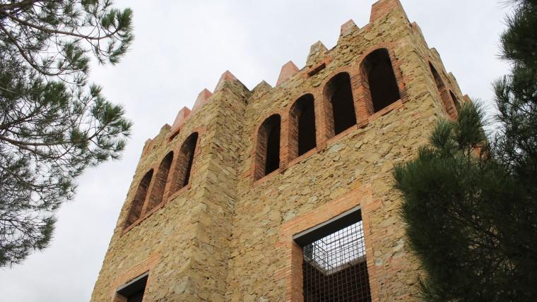 La ciutat recupera el Castell de Torre Baró