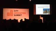 inagururacio city innovation summit