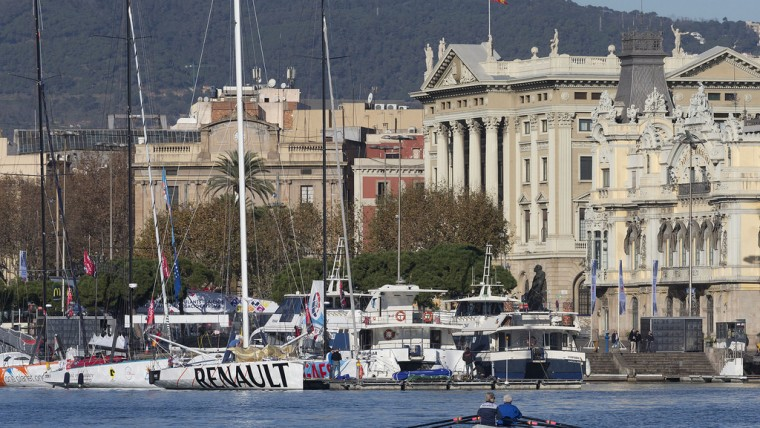 Tot a punt per a la Barcelona World Race