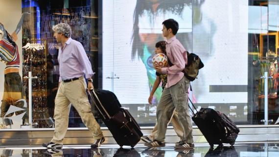 aeroport, barcelona, el prat, foto: aena, transport, mobilitat, turisme