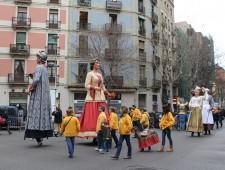Fiesta Mayor del barrio de Sant Antoni