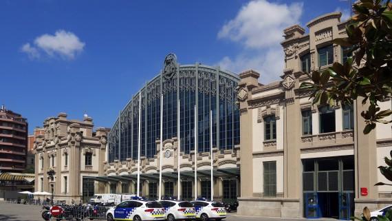 mobilitat, estació d'autobusos, barcelona nord