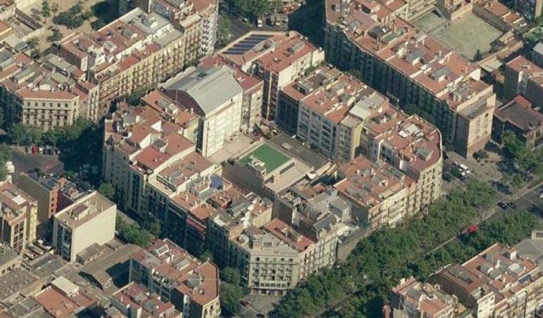 Convocado el concurso isla eficient para rehabilitar una - Colegio administradores barcelona ...