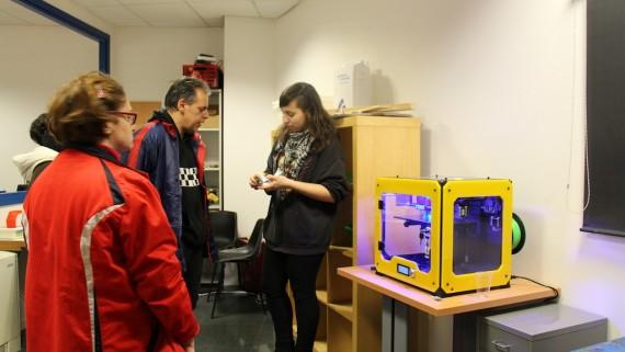 MakerConvent estrena  espai al Centre Cívic Convent de Sant Agustí