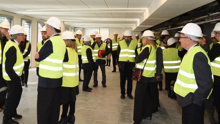 L'antic edifici de l'ONCE funcionarà com a equipament públic al setembre