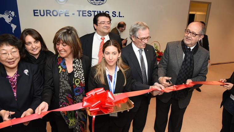 L'agència xinesa de certificació d'exportacions obre el primer laboratori a Europa