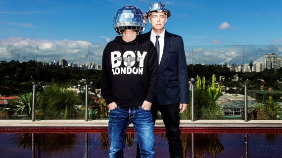Pet Shop Boys estarà al Jardins de Pedralbes