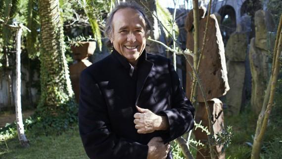 Joan Manel Serrat estarà al Grec 2015
