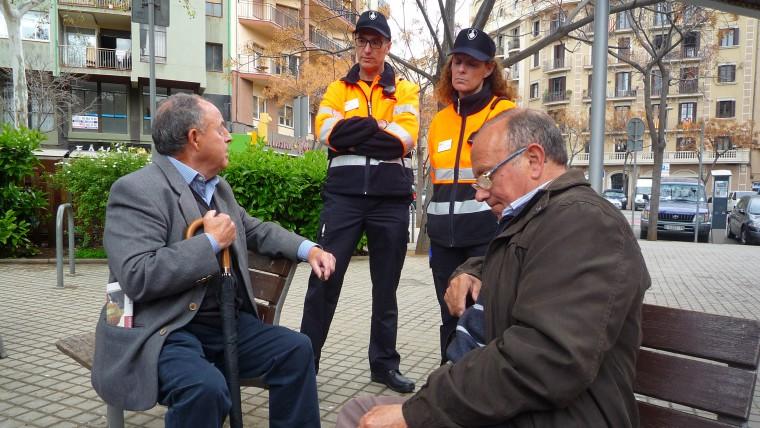 Un nou cos d'agents cívics garantirà la convivència ciutadana
