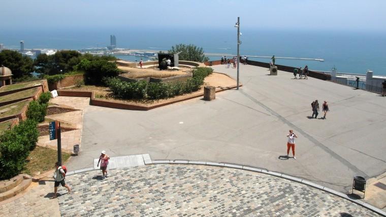 El Castell de Montjuïc