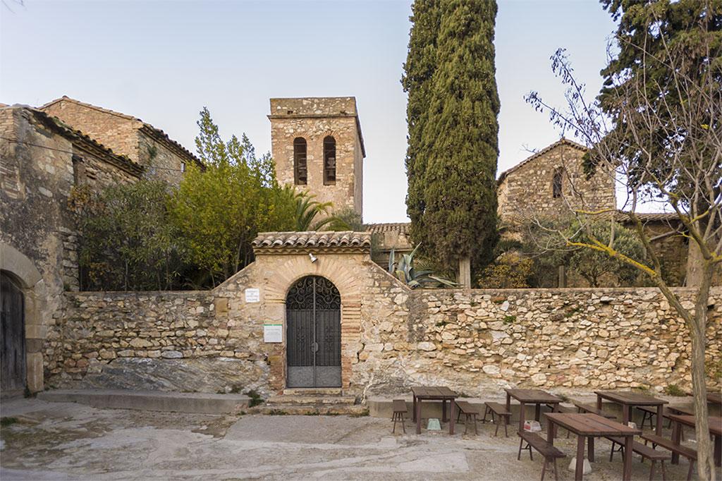 Resultado de imagen de ermita de Santa Cruz de Olorda
