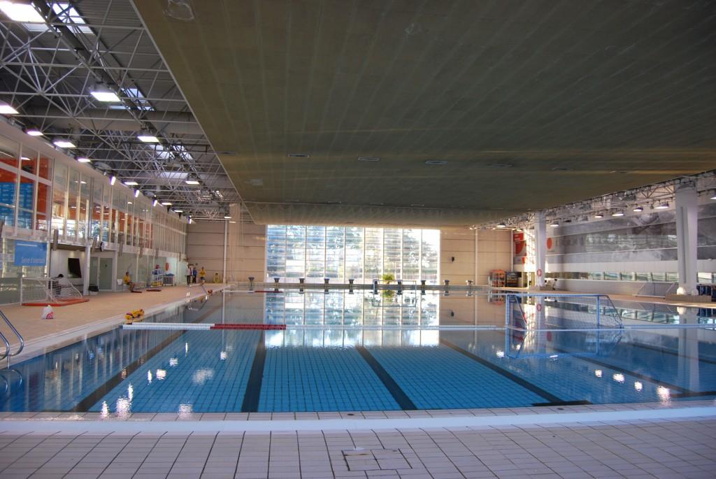 Les piscines picornell repeteixen com a seu de la final for Piscines picornell