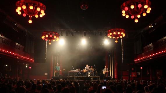 Sala Apolo, Matinals de Barcelona, música, concert
