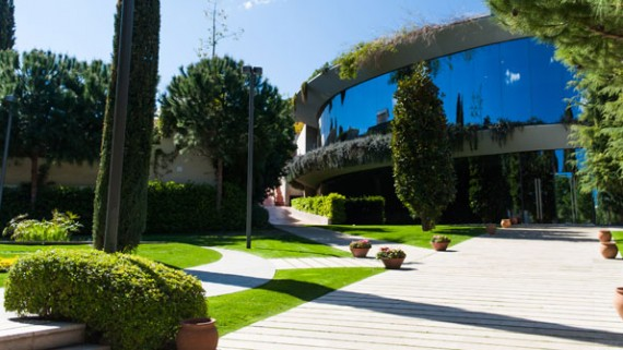 Campus IESE Barcelona