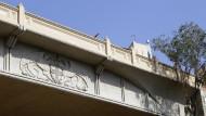El viaducte de Vallcarca