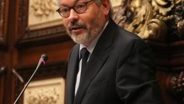 Joan Puigdollers, al darrer plenari