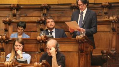 Portabella i Laporta, al darrer plenari