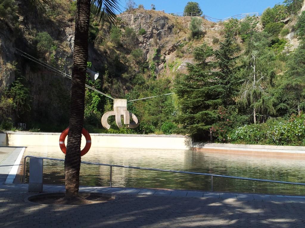 Nova temporada i nous preus al llac del parc de la creueta for Piscina creueta del coll