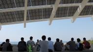 placa pèrgola fotoboltaica fòrum setmana europea energia